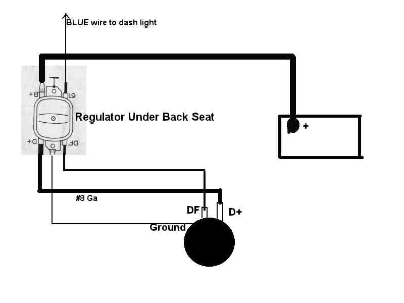 gen vw generator diagram vw type 3 wiring diagram \u2022 wiring diagrams 12v regulator diagram at soozxer.org